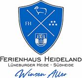 Ferienhaus Heideland Logo